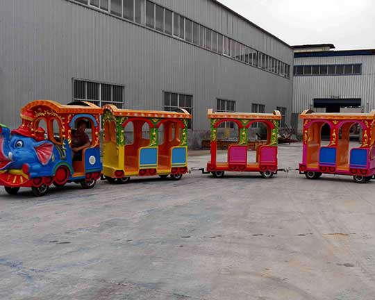 mini electric train manufacturers