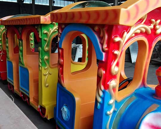 kids riding train supplier