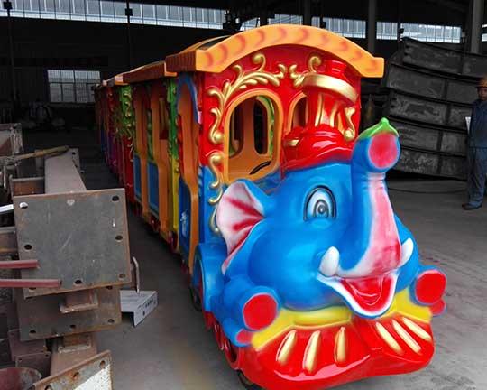 amusement train for sale