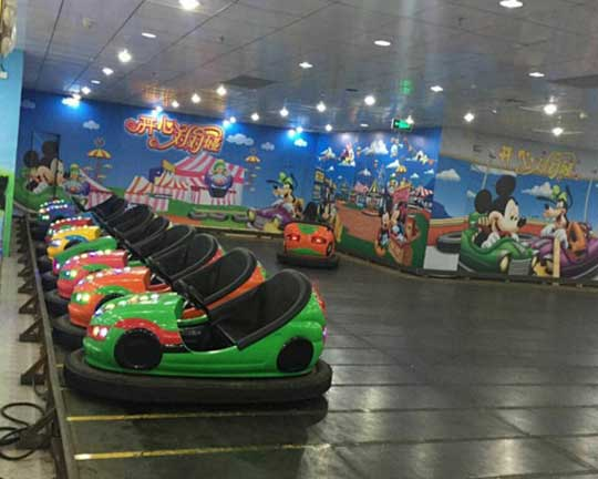 buy electric net bumper car