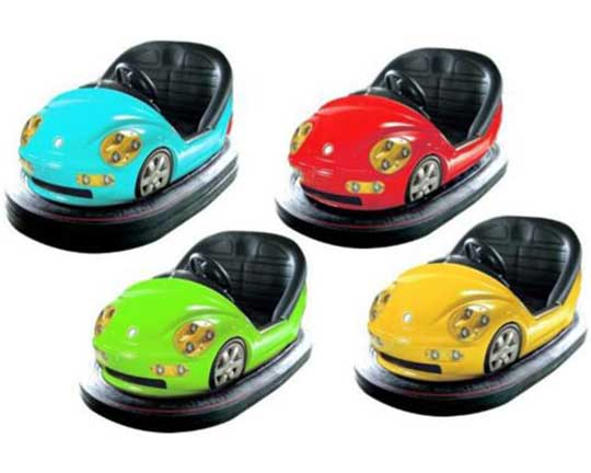 discount ground-grid electric bumper car rides