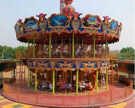 kiddie carousel for sale