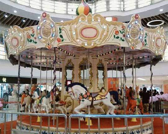 buy a carousel ride