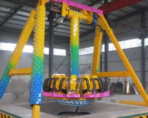 spinning pendulum fairground ride