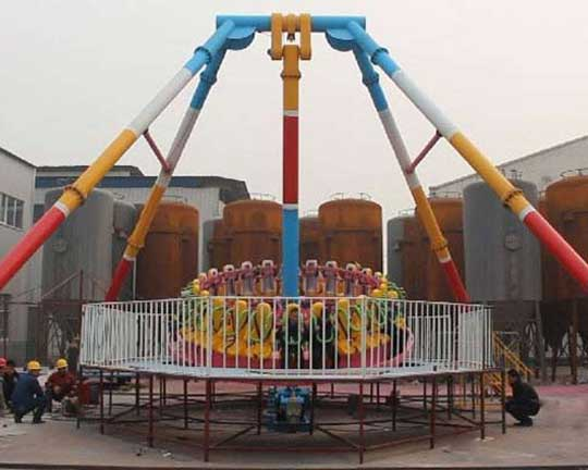 pendulum swing fairground ride
