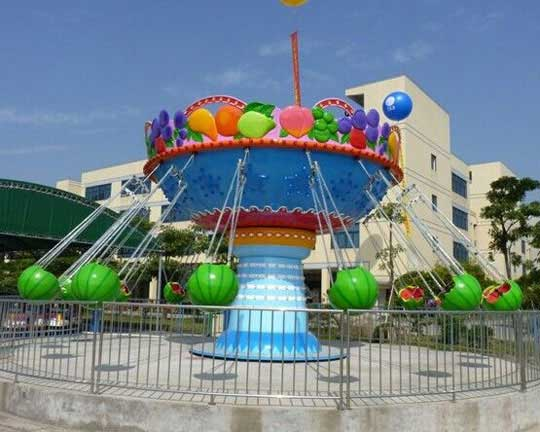fruit theme spinning chair ride to buy in Beston
