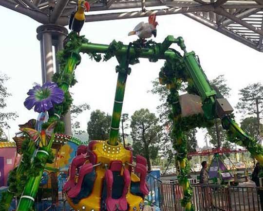 small fair rides