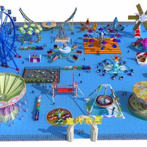 How to Choose the Most Profitable Amusement Park Equipment?