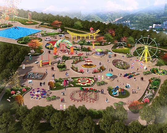 amusement park playgrounds equipment price