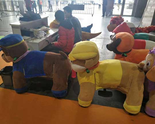 riding stuffed animals for sale