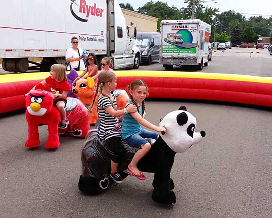 battery operated animal rides manufacturer