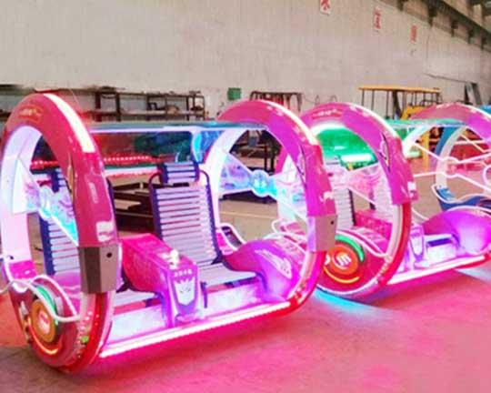 top happy car rides manufacturer
