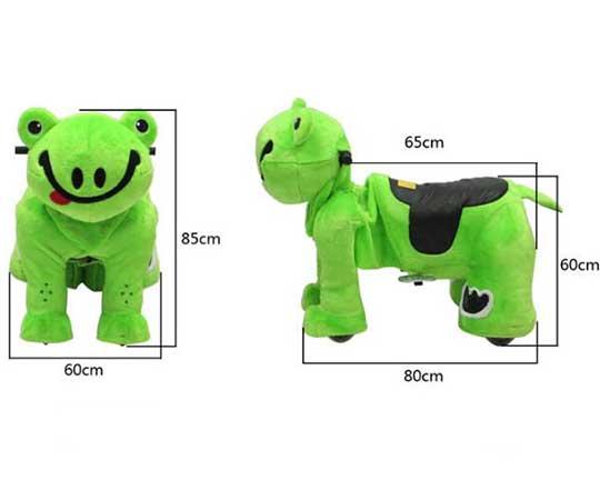 motorized stuffed animals manufacturer