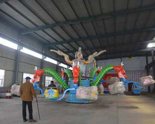 customized outdoor amusement equipment