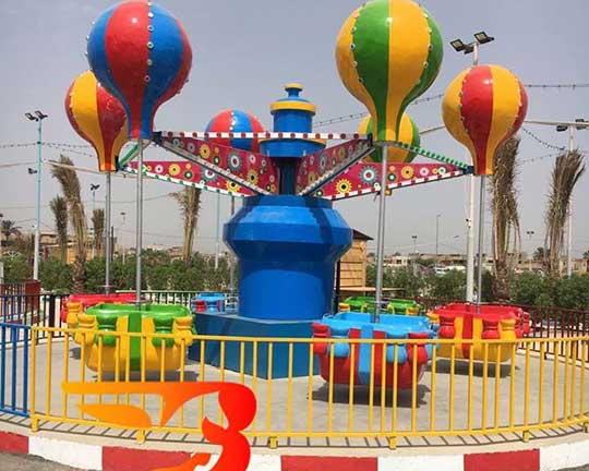 buy quality samba balloon amusement park rides in Beston group