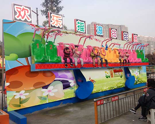 best selling miami trip fai rground rides in China