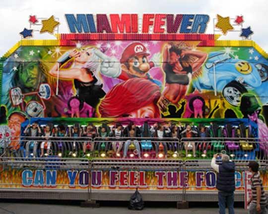 top miami amusement park rides manufacturer