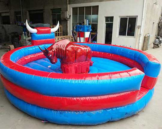Inflatable Mechanical Rodeo Bull Rides For Sale Beston Rides