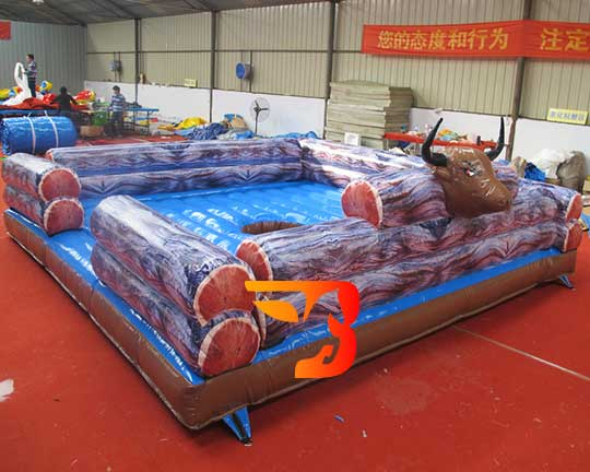 mechanical bull ride price