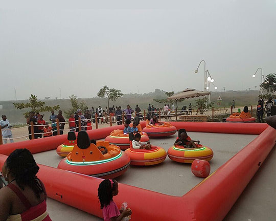 Beston Inflatable Bumper Cars for Sale in Nigeria