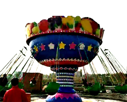 amusement park swing rides for sale
