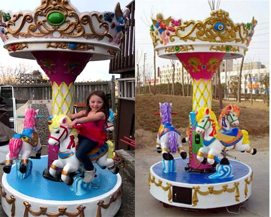Beston - the kiddie amusement park carousel manufacturers