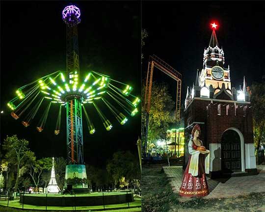 customized amusement park equipment