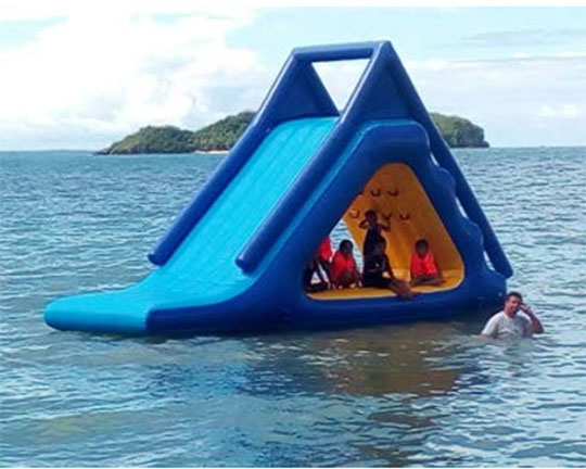 Feedback of Beston Water Park Equipment in Philippines