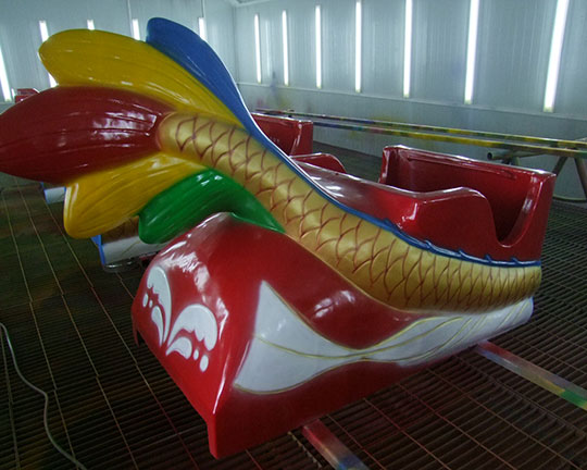 amusement park roller coaster manufacturers