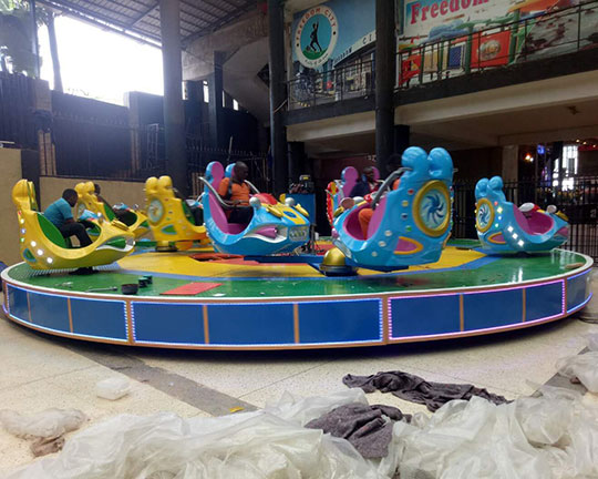 Amusement Park Equipment for Sale in Uganda