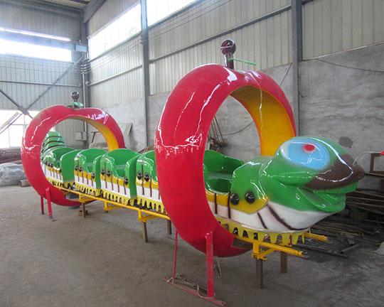 mini roller coaster factory
