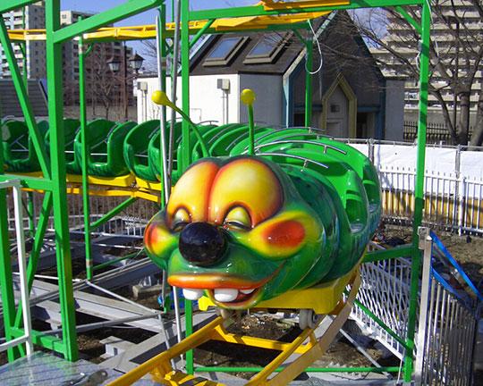 kiddie roller coaster to buy