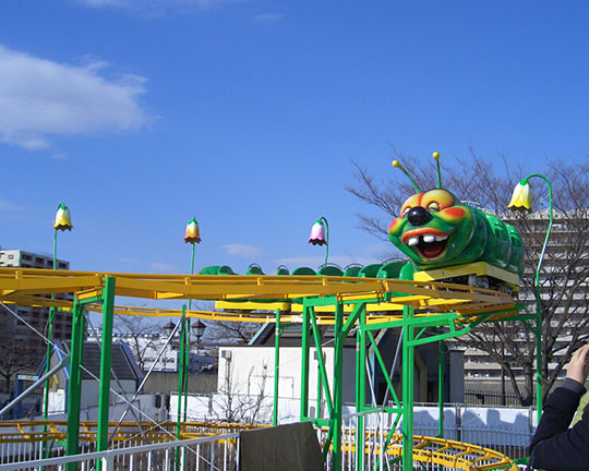 roller coaster ride suppliers