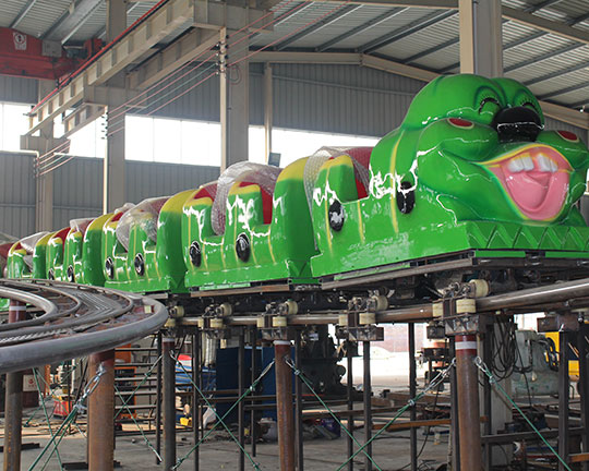 amusement rides roller coaster for sale prices