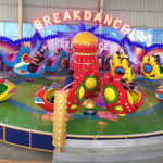 Crazy Dance Carnival Ride for Sale