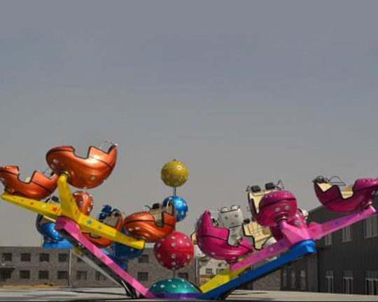 crazy dance carnival ride prices