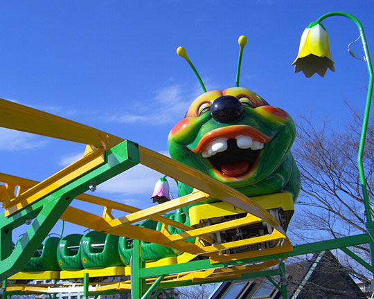 backyard roller coaster manufacturer