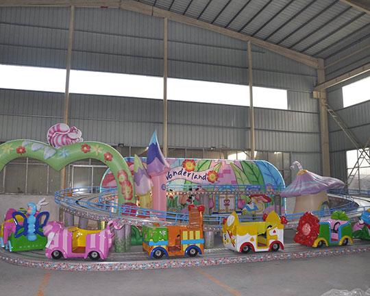 amusement park roller coasters for sale
