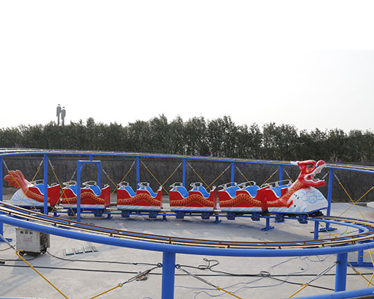 mini sliding dragon roller coaster manufacturers