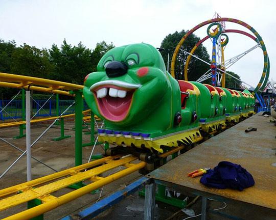 indoor roller coaster for sale