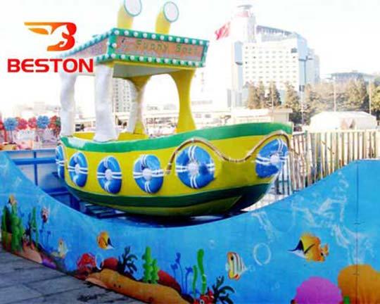 Rockin' Tug Boat Ride Manufacturer in China Beston