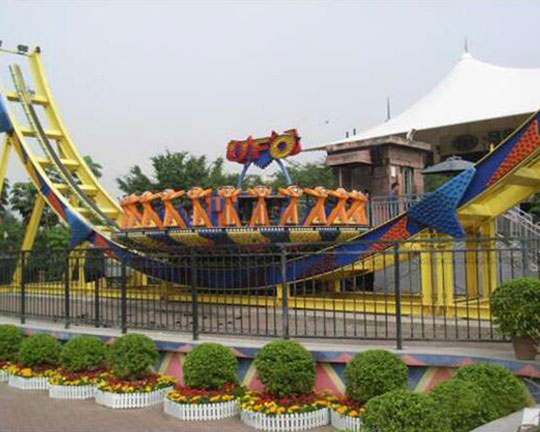 low price flying disco amusement rides cheap