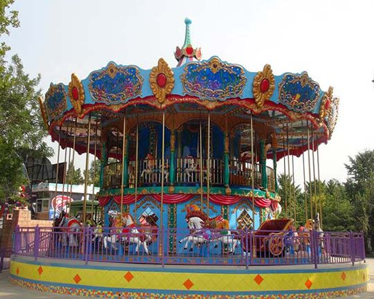 merry go round ride for sale