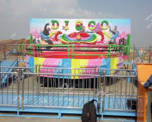low price park equipment disco tagada ride