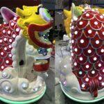 Lucky Lion Kids Amusement Rides for Sale