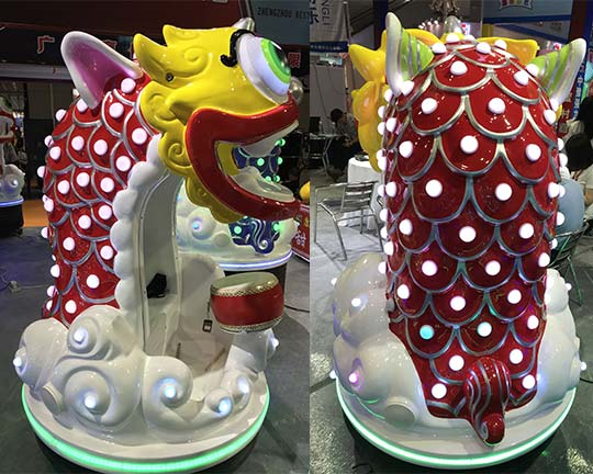 amusement ride manufacturers