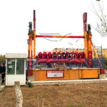 Beston Amusement Park Rides for Sale in Uzbekistan