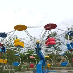 Beston Amusement Park Rides for Sale in Uzbekistan