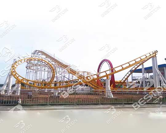 Beston quality carnival rollercoasters for sale