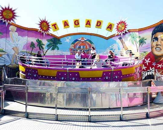 tagada funfair ride for sale